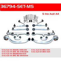 SADA AUDI A4 S line 95-00/ S line II 04-